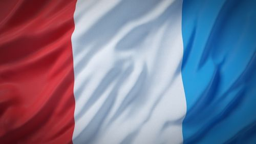 france flag national flag france