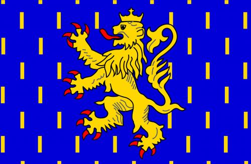 franche flag comte