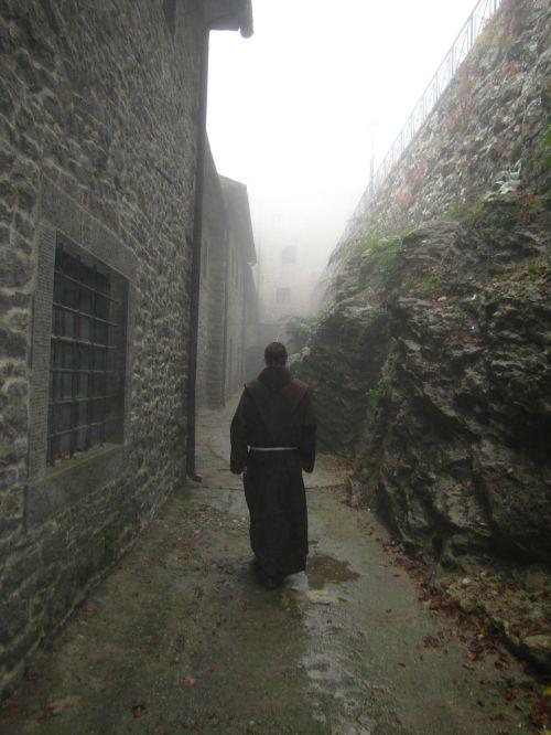 franciscan monk verna