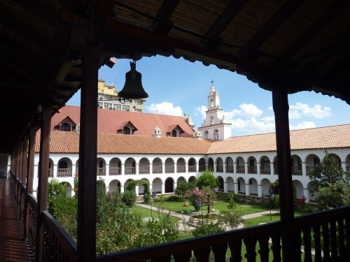 franciscan convent cochabamba