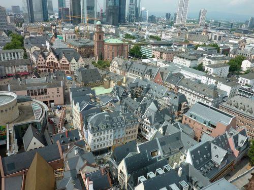 frankfurt frankfurt main old town