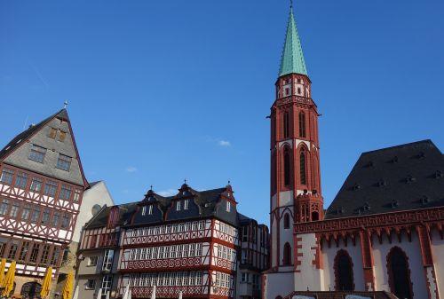 frankfurt romans römerberg