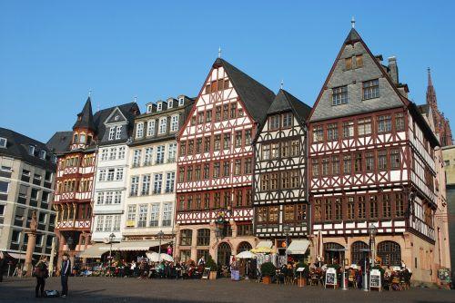 frankfurt germany landmark
