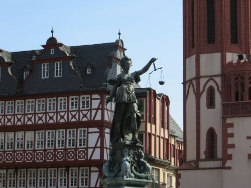 frankfurt city architecture