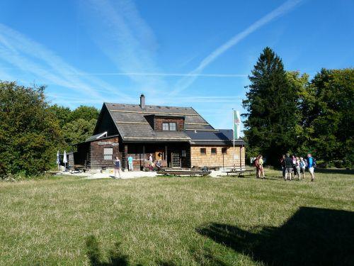 franz keller house rest house hut