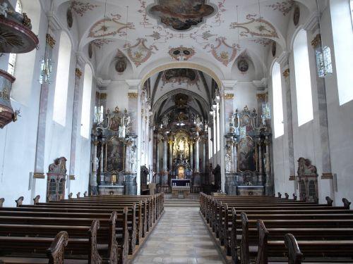 franziskanerkirche church schwäbisch gmünd