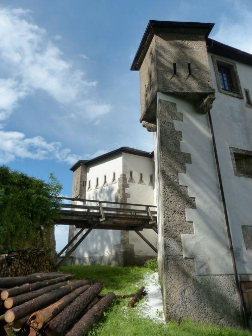 franziskischloessl fortification kapuzinerberg