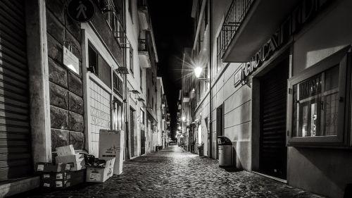 frascati street abandoned