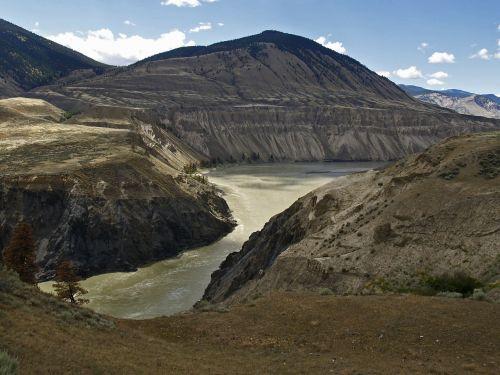 fraser river fraser plateau