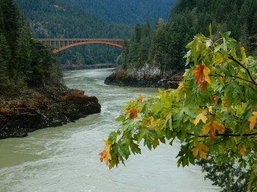fraser river british colombia canada