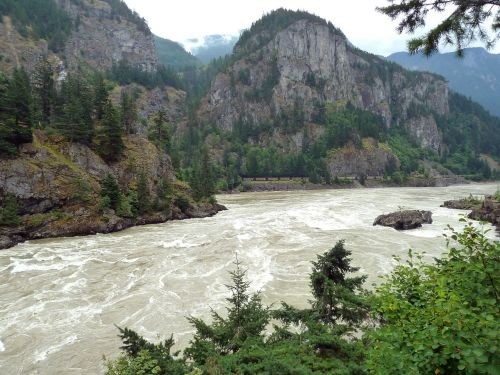 fraser river british columbia canada