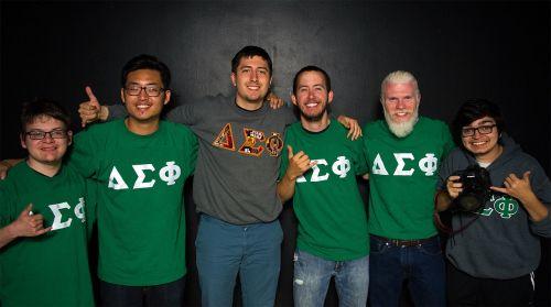fraternity brotherhood college