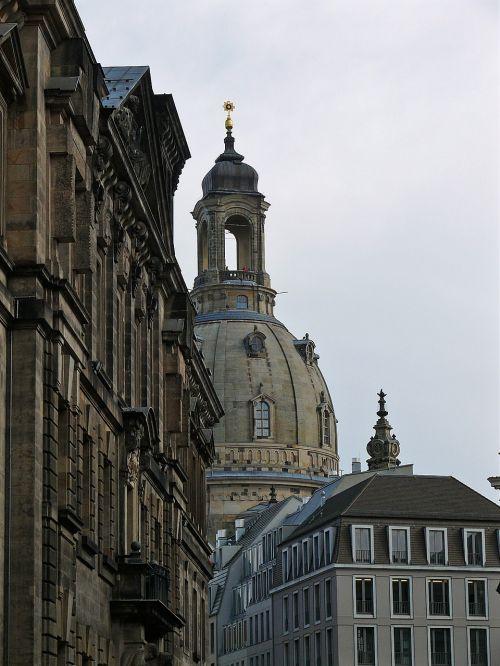 frauenkirche dresden architecture
