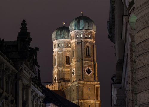 frauenkirche munich bavaria