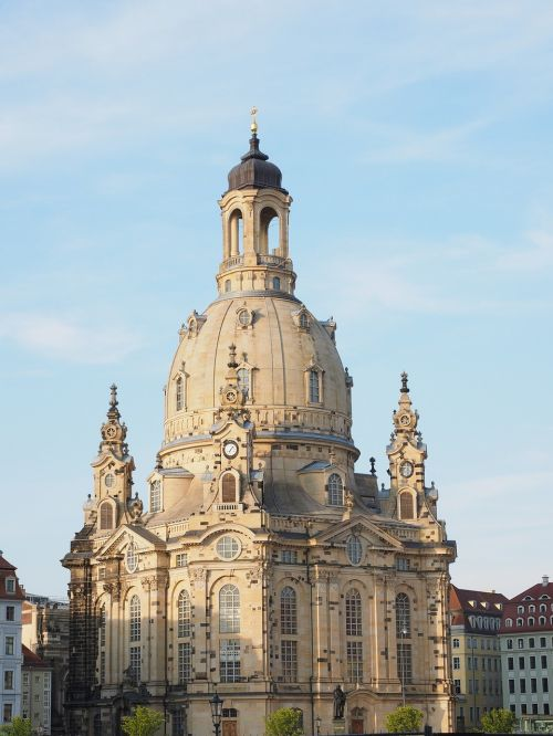 frauenkirche dresden church of our lady