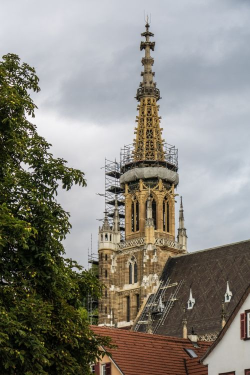 frauenkirche esslingen church