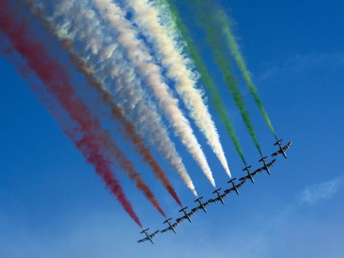 frecce tricolori aeronautics aircraft