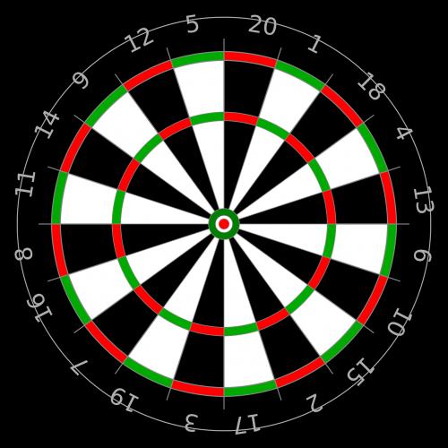 freccete center darts