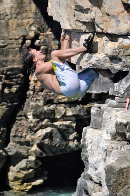 free climbing climb climber