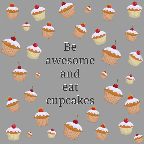Free Ecard With Cupcakes