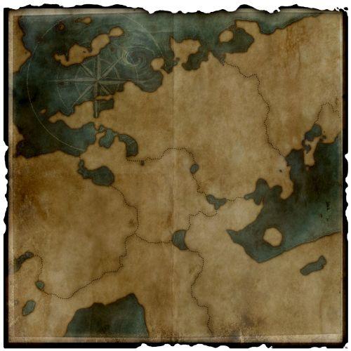 Free Fantasy Map