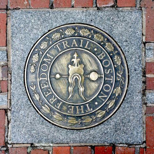 laisvės takas,istorinis,orientyras,Bostonas