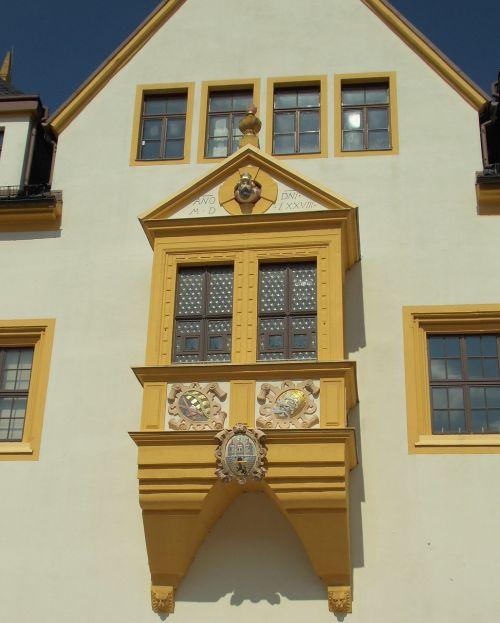 freiberg mountain town town hall