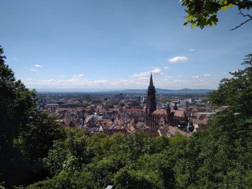 freiburg black forest münster