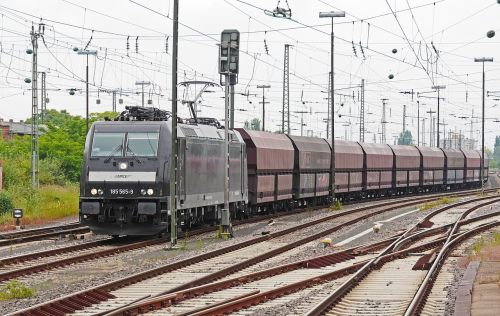 freight train block train bulk