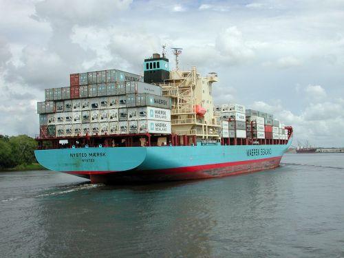 freighter ship cargo