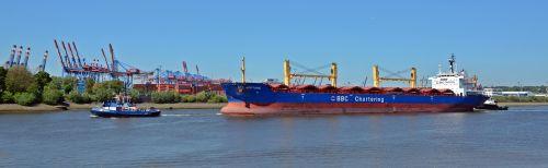 freighter tug transport