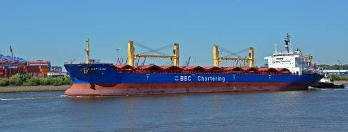 freighter ship frachtschiff