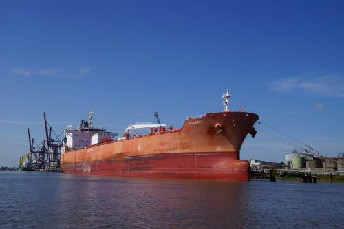 freighter weser transport