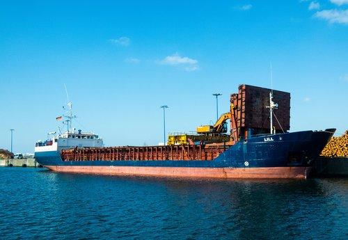 freighter  frachtschiff  ship