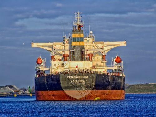 freightliner ship cargo