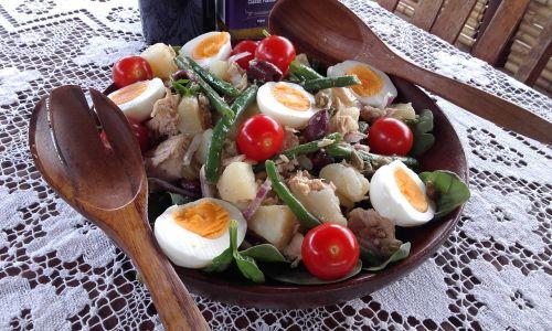 french tuna salad