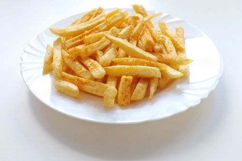 french fries food french