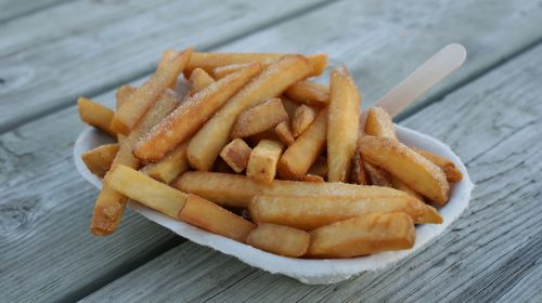 french fries chips fries