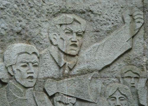 fresco fight stone