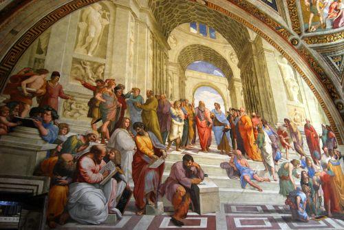 fresco vatican vatican museums