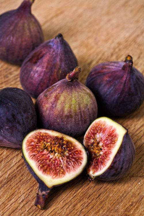 fresh figs food