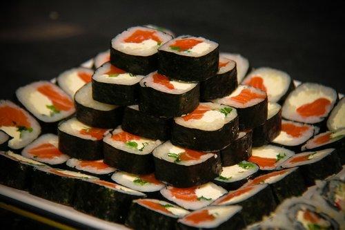fresh food  japanese food  delight