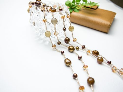 freshwater pearl necklace accessories