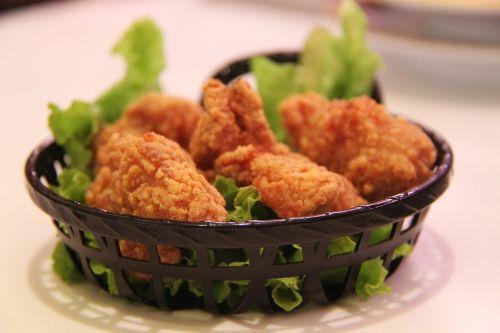 fried chicken chicken fried