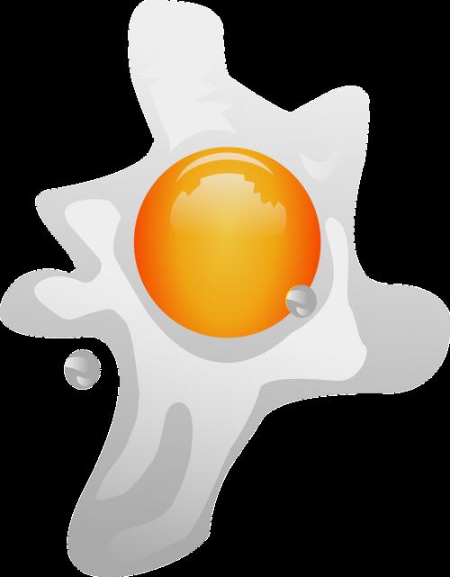 fried egg egg sunny-side up overeasy