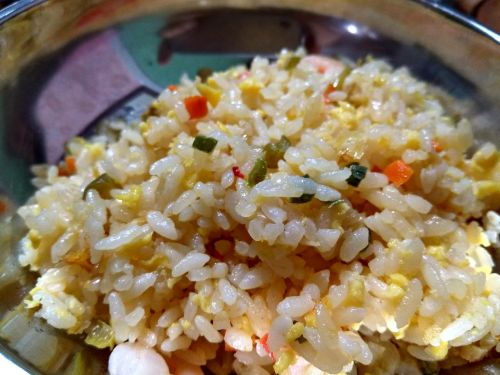 fried rice dining cooking