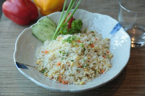 fried rice exotic food