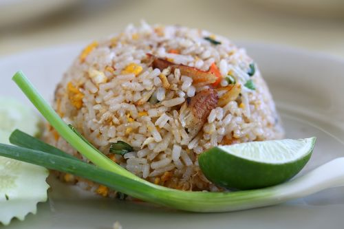 fried rice thai food thai cuisine