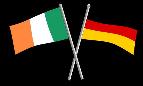 friendship  diplomacy flag  flags