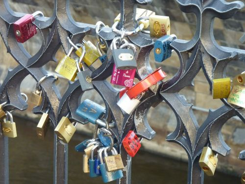 friendship locks castle love locks